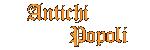 Antichi Popoli Logo