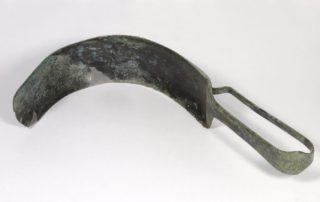Strigile etrusco
