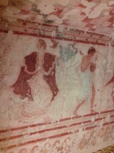 Tomba del Triclinio. Tarquinia 480 a.C.
