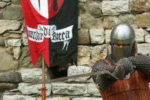 Compagnia Guardia di Rocca dell'Associazione Antichi Popoli, Rievocazione Medievale