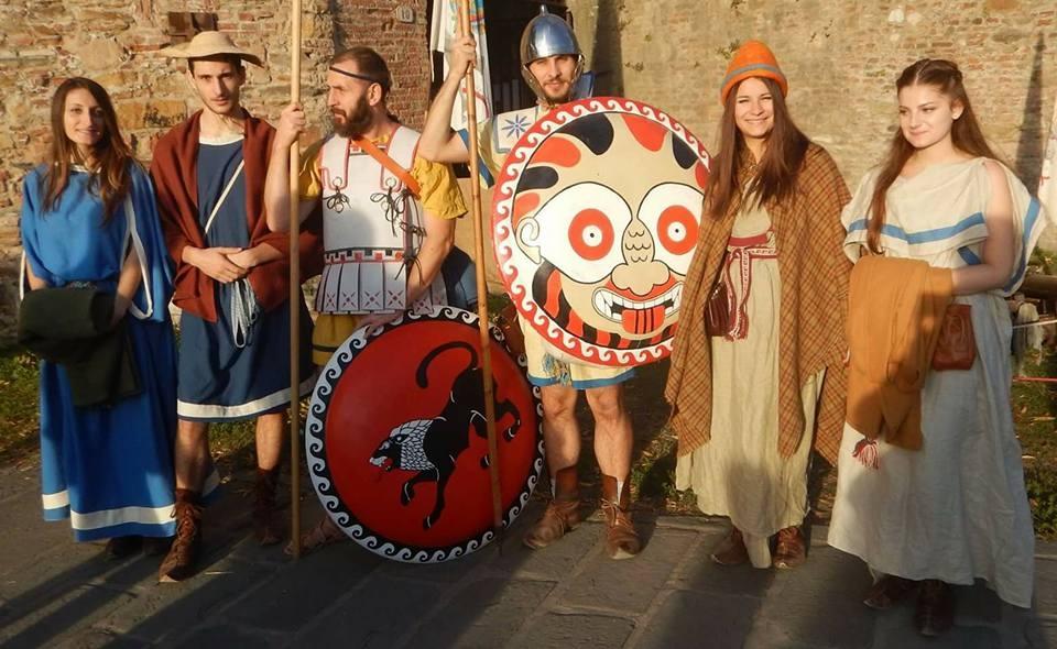 """Civitas Etrusca """"Dodecapoli"""" dell'Associazione Antichi Popoli"""